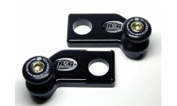 Pions de bras oscillant avec platine R&G RACING RSV4 09/15