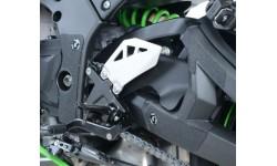 Adhésif anti-frottement R&G RACING bras oscillant noir 4 pièces Kawasaki ZX-10R 11/17