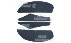 Kit grip de réservoir R&G RACING Eazi-Grip™ translucide RSV4