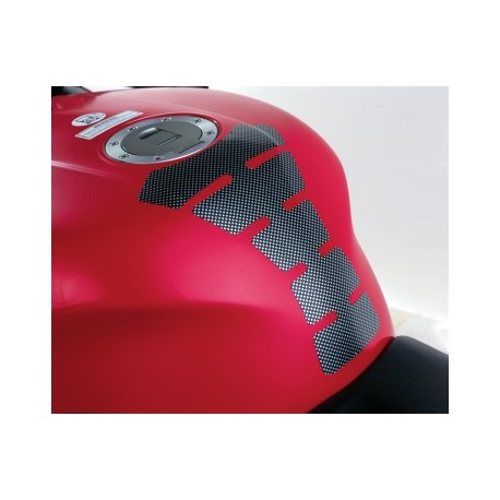 PROTECTION RESERVOIR SPINE N SPIDER EXTRA MINCE CARBON (250x170MM)