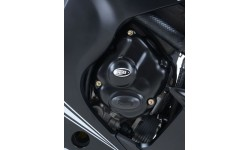 Couvre carter R&G RACING Race Series droit (demrarreur) noir 11/18