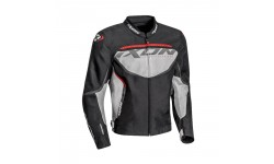 Blouson IXON SPRINTER AIR NOIR/GRIS/ROUGE