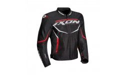 Blouson IXON SPRINTER AIR NOIR/ROUGE