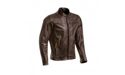 Blouson IXON CRANK AIR MARRON