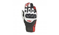Gants IXON RS RECON AIR NOIR/BLANC/ROUGE