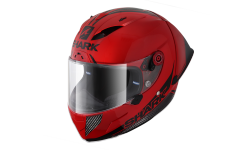 RACE-R PRO GP BLANK 30TH ANNIVERSARY Red Carbon Black