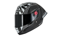 RACE-R PRO GP ZARCO Carbon Silver Black