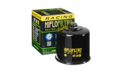 Filtre à huile HIFLOFILTRO Racing HF204RC noir
