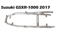 Base Arrière Aluminium MOTOHOLDERS SUZUKI GSXR 1000 17+