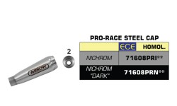Silencieux Nichrom Pro-Race Arrow R1 17/19