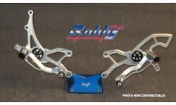 Commandes reculées race inversées ROBBY MOTO ZX10R 11/15