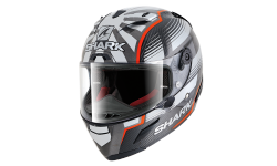 Casque SHARK RACE-R PC ZARCO MALAYS. GP Carbon Red Anthracite
