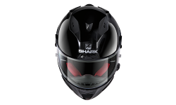 Casque SHARK RACE-R PRO BLANK Black