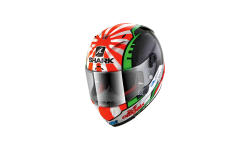Casque SHARK RACE-R PRO ZARCO 2017 Black Red Green