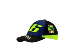Casquette Yamaha dual racing VR46
