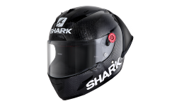 Casque SHARK RACE-R PRO GP FIM RACING 2019 Carbon Black Carbon