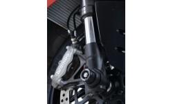 Protection de fourche R&G RACING noir Ducati Panigale