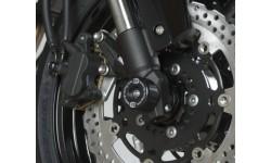 Protection de fourche R&G RACING noir Kawasaki Z800