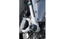 Protection de fourche R&G RACING noir MV Agusta