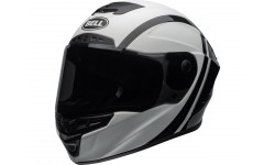 Casque BELL Star DLX Mips Tantrum Matte/Gloss White/Black/Titanium