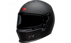 Casque BELL Eliminator Vanish Matte Black/Red