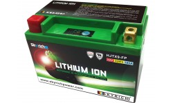 Batterie SKYRICH Lithium Ion LTX9-BS sans entretien Kawasaki ZX6R