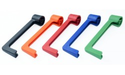 Protection de levier R&G RACING nylon Aprilia RSV4