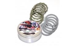 KIT DISQUES GARNIS + LISSES Newfren Ducati 848/899
