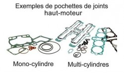 Kit joints haut-moteur ATHENA Ducati 848