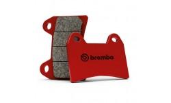 Plaquettes de frein BREMBO carbone céramique - 07YA23RC